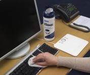 Салфетки для дезинфекции рук и поверхностей