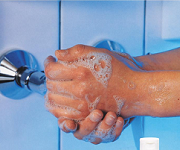 Средства для обработки рук