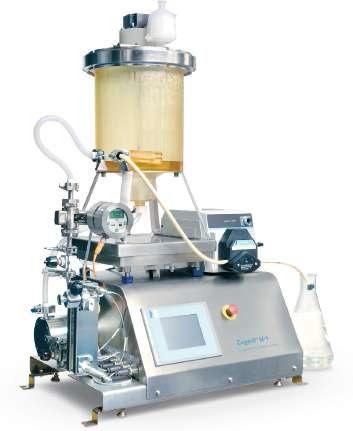 ® Cogent   M1 Установка   фильтрации в тангенциальном потоке
