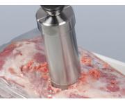 Отбор проб льда и мяса